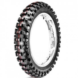 Pneu 100/100-18 64R Borilli Cross Moto Off Road EXC (traseiro)