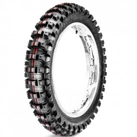 Pneu 100/90-17 Borilli Cross Moto Off Road EXC - Trilha